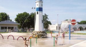 Clinton Municipal Swimming Pool