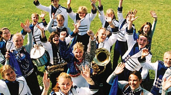 Camanche High School Band Uniforms