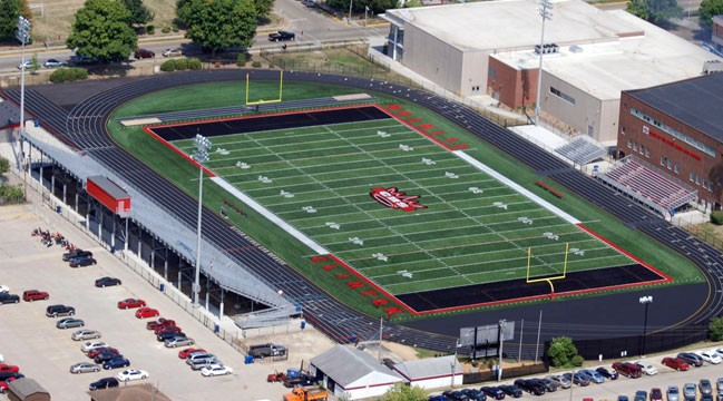 Clinton High School Stadium