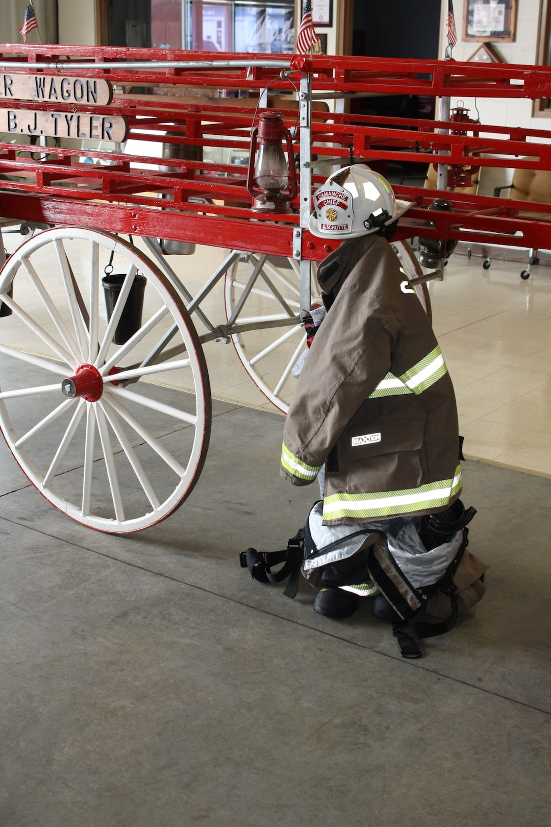 Firefighter Personal Protective Equipment